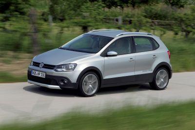 Volkswagen Cross Polo versatile cinque porte con look offroad