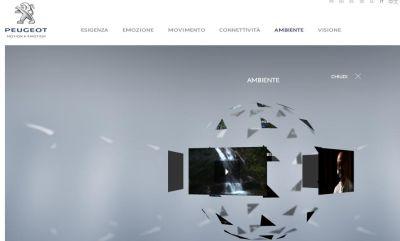 Peugeot e Ambiente un felice connubio