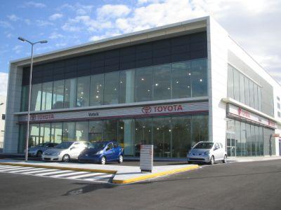 Toyota Auris HSD il test-drive presso la concessionaria Toyota Vadalà