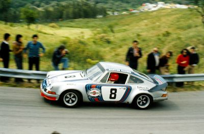 Porsche protagonista della Eco Targa Florio 2012. Cinque le vetture dal Porsche Museum