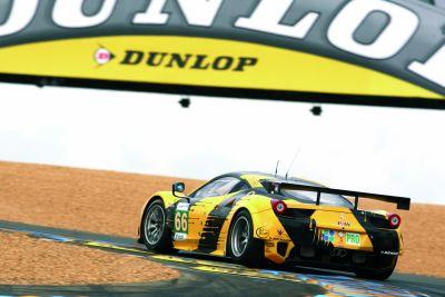"""Dunlop protagonista della """"24 ore di Le Mans"""" e del """"World Endurance Championship"""" edizione 2013"""