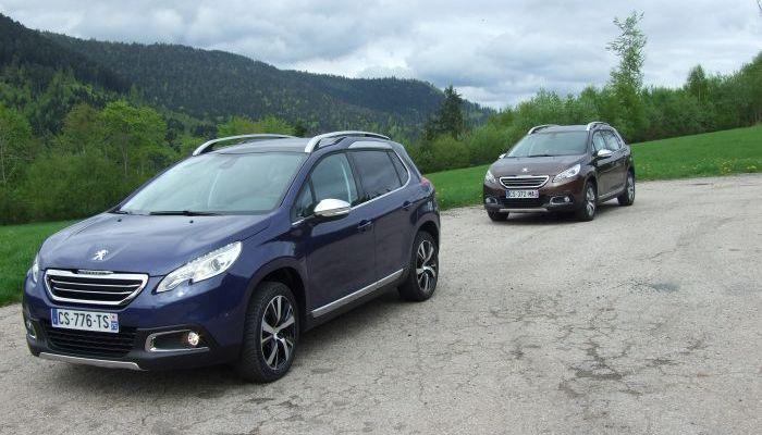 Peugeot 2008, il City Crossover per la jungla cittadina!