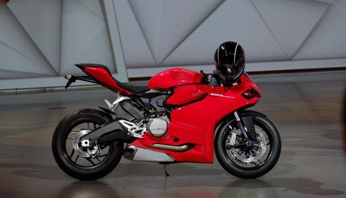 Ducati 899 Panigale: dopo Francoforte appuntamento al GP di San Marino