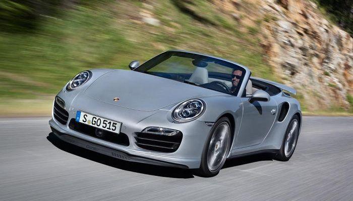 Porsche 911 Turbo Cabriolet e 911 Turbo S Cabriolet