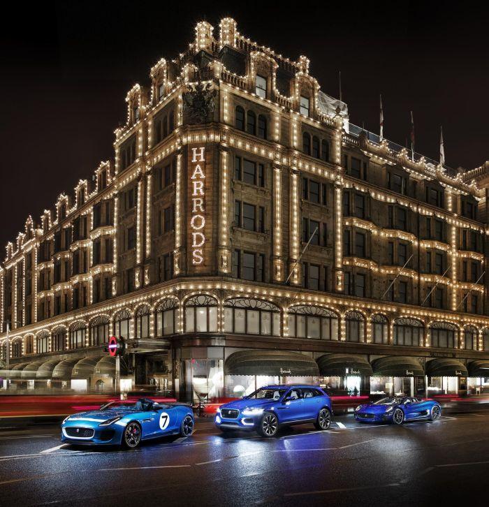 'Wallpaper Handmade with Jaguar' and C-X17 concept car 03
