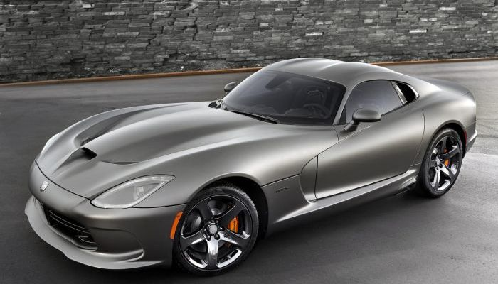 NEW ANODIZED CARBON SPECIAL EDITION PACKAGE AVAILABLE ON 2014 SRT VIPER GTS