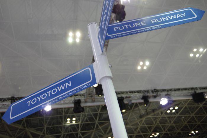 Toyota al Tokyo Motor Show 2013 01