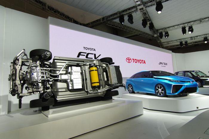 Toyota al Tokyo Motor Show 2013