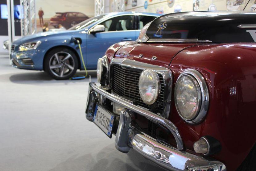 Volvo ad Auto e Moto d'Epoca 2