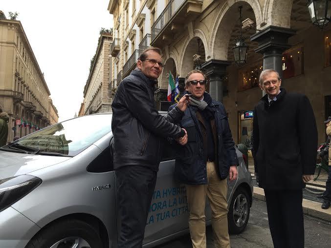 Hybrid Metro Mobility vince il Comune di Rivalta, Torino