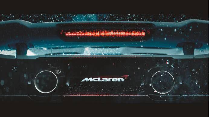 La McLaren 675LT resta fedele alla sua immagine iconica