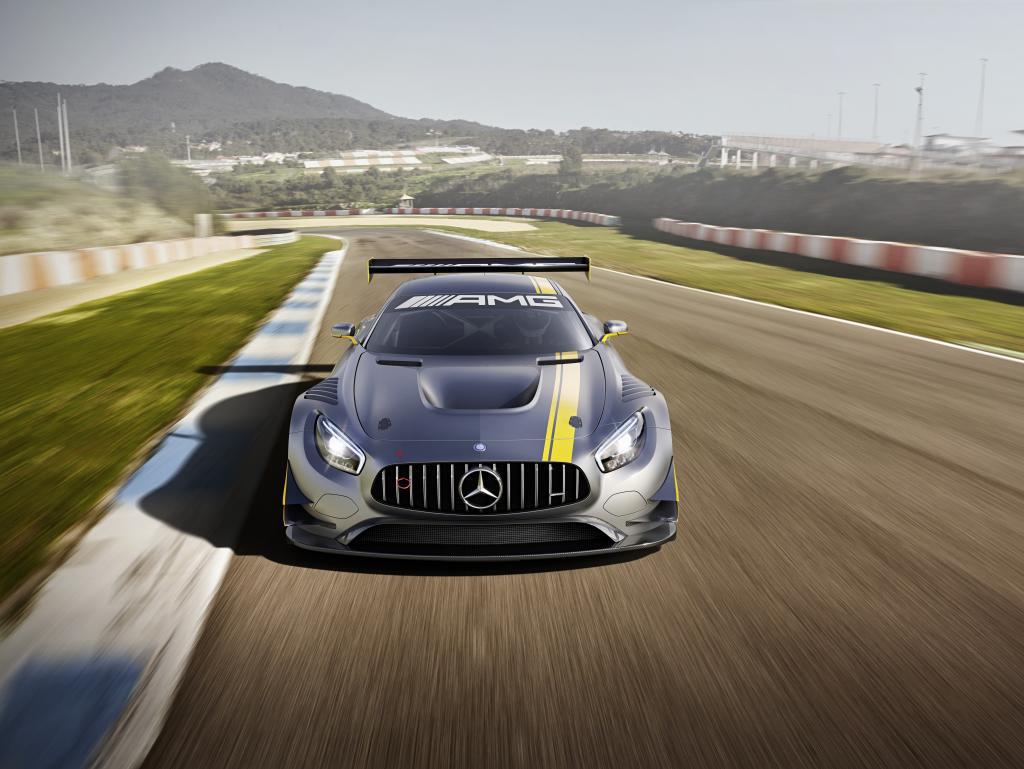 La nuova Mercedes-AMG GT3 è pronta a debuttare nelle gare FIA GT3 1