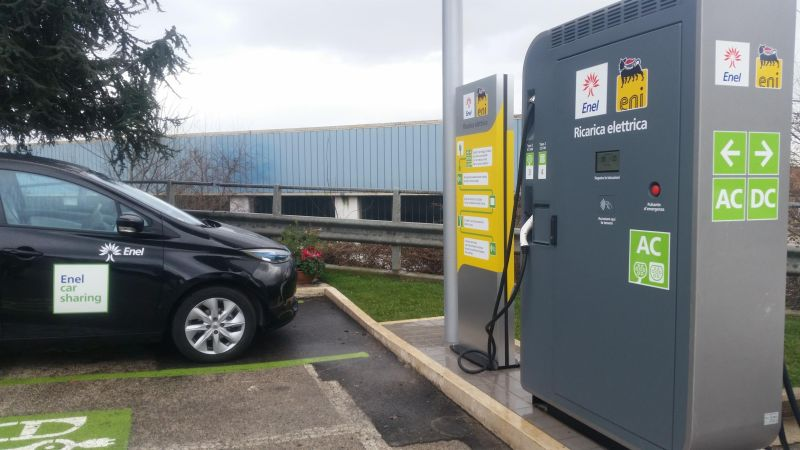 Renault Fast Recharge Plus