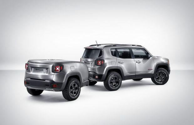 Showcar Jeep Renegade Hard Steel