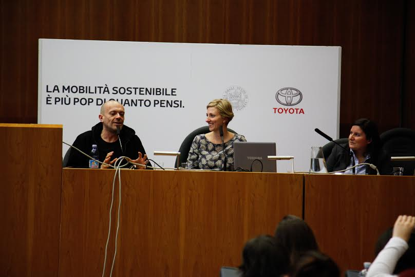 Toyota Hybrid e l'Università di Verona laureate in mobilità sostenibile