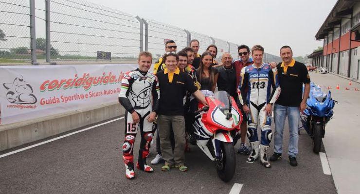 Corsidiguida.it – Motorace: corsi di Guida Sportiva e Sicura con i piloti della Moto GP