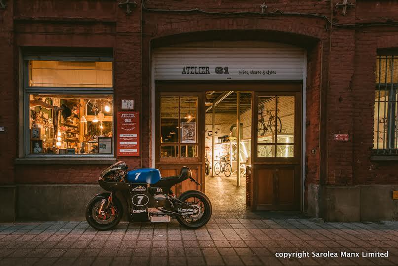 Saroléa, la superbike elettrica dall'Isola di Man alle strade di tutti i giorni