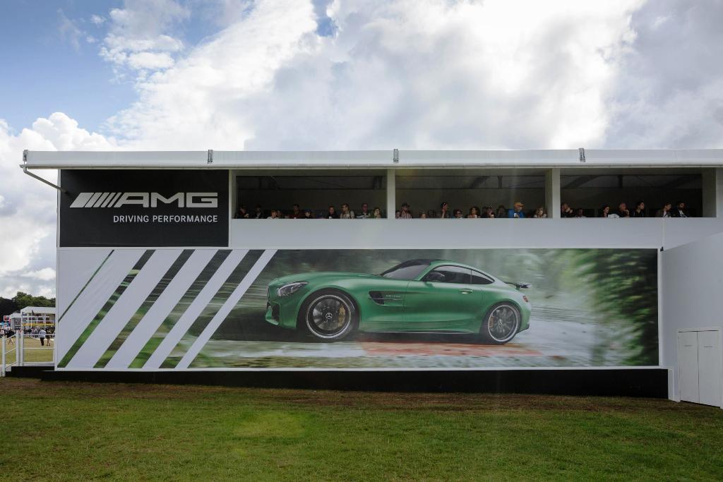 Mercedes-AMG GT R Foto dal vivo 03