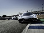 Mercedes-AMG Project One con motore da F1