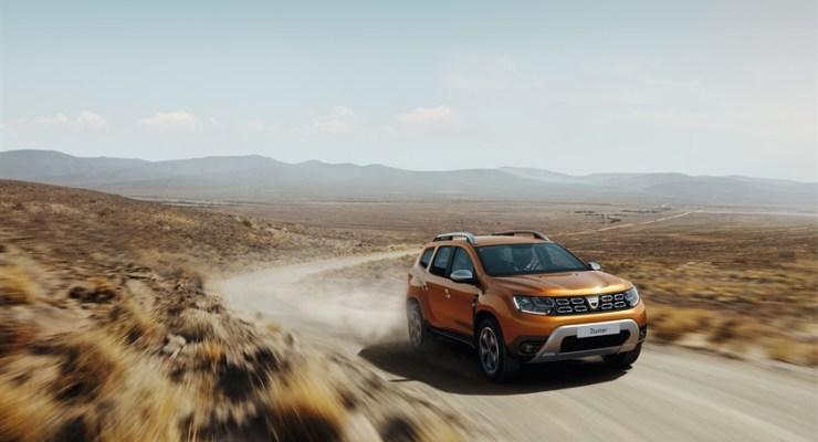 Nuovo Duster: ecco le novità del SUV Dacia