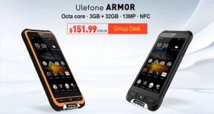Ulefone Armor offerta su Aliexpress