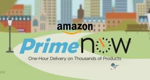 Amazon Prima Now