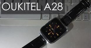 Recensione smartwatch Oukitel A28