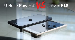 Ulefone Power2 vs Huawei P10