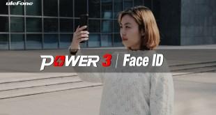 Ulefone Power 3 Face ID