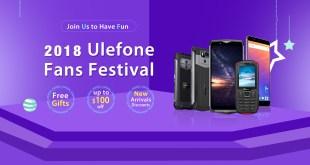 Ulefone Fan Festival