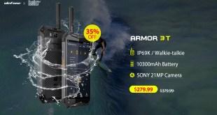 Ulefone Armor 3T in offferta
