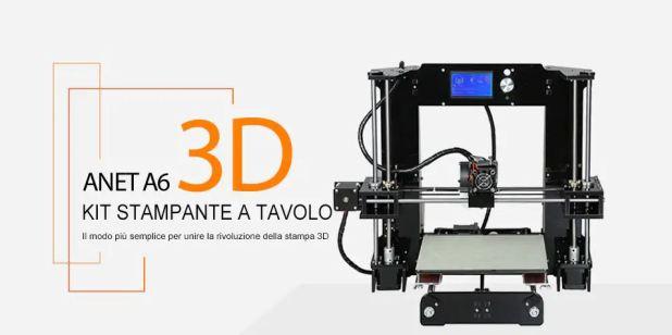 Stampante 3d, Anet A6