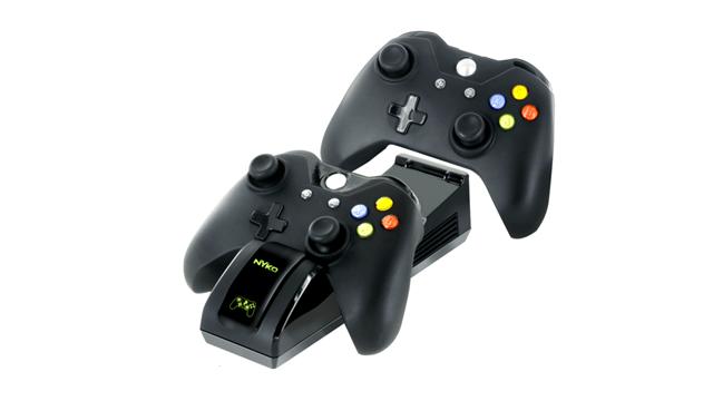 E3 2013 NYKO Xbox One PS4 SHIELD