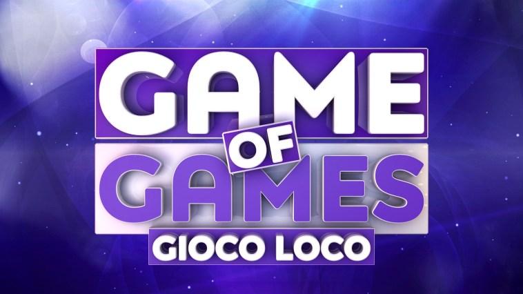Game of Games ricollocato al martedì sera, subito dopo lo show di Brignano