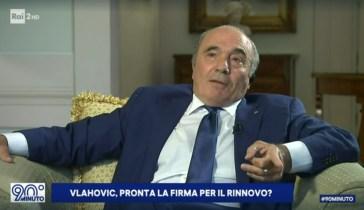 """90° Minuto, Rocco Commisso attacca Sky: """"Deve imparare che non controlla lo sport in Italia"""""""