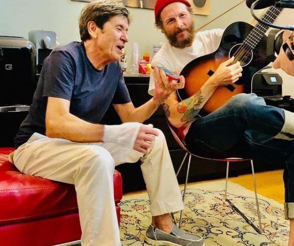 L'allegria, esce l'11 giugno la nuova canzone di Gianni Morandi (scritta da Jovanotti)