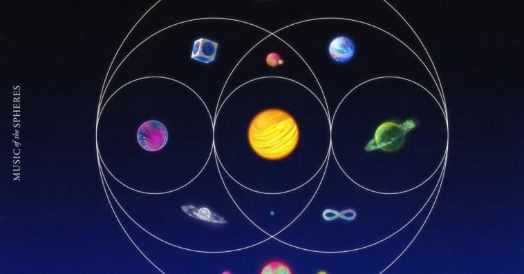 Coldplay, Music Of The Spheres è il nuovo album