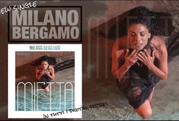 Milano Bergamo, ascolta il nuovo singolo di Mietta (audio e testo)