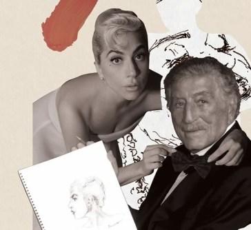 I Get a Kick Out Of You, Lady Gaga ancora insieme a Tony Bennett: ascolta la cover