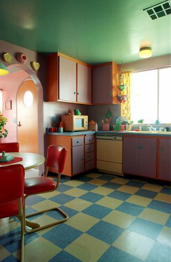La casa de los Simpson  Blogodisea
