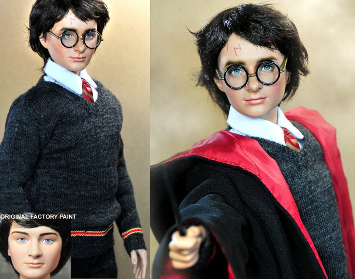 muneco Daniel Radcliffe Harry Potter