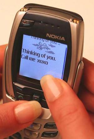 sms movil celular