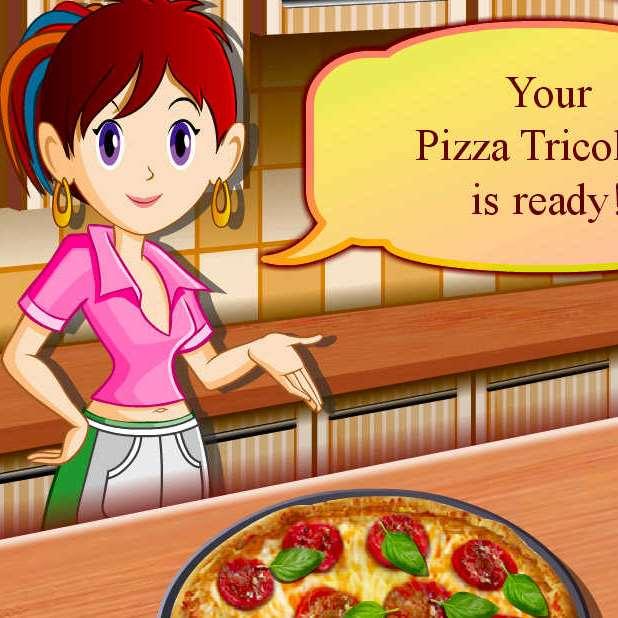 Cocina Juegos Pizza