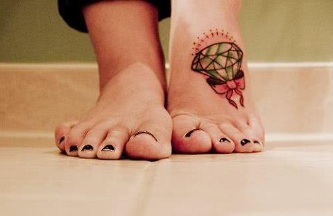 Desenho De Diamante Para Tatuagem Blog Art Fusion