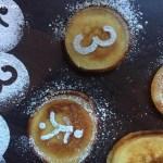 Schablonen für Kuchen & Co.