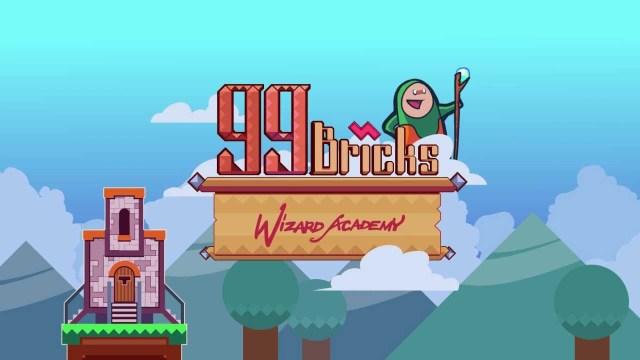 Conheça o game 99 Bricks Wizard Academy para Android - Portal Hiperativo