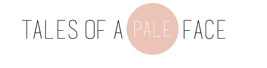 tales of a pale face logo