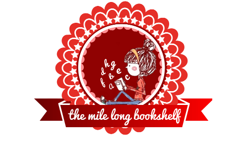 The Mile Long Bookshelf logo