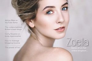 Blogosphere Magazine Issue 11 featuring Zoe Sugg of Zoella