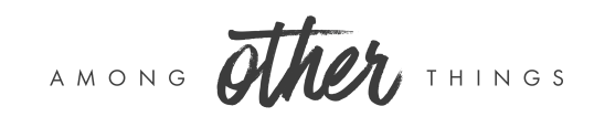 among other things logo